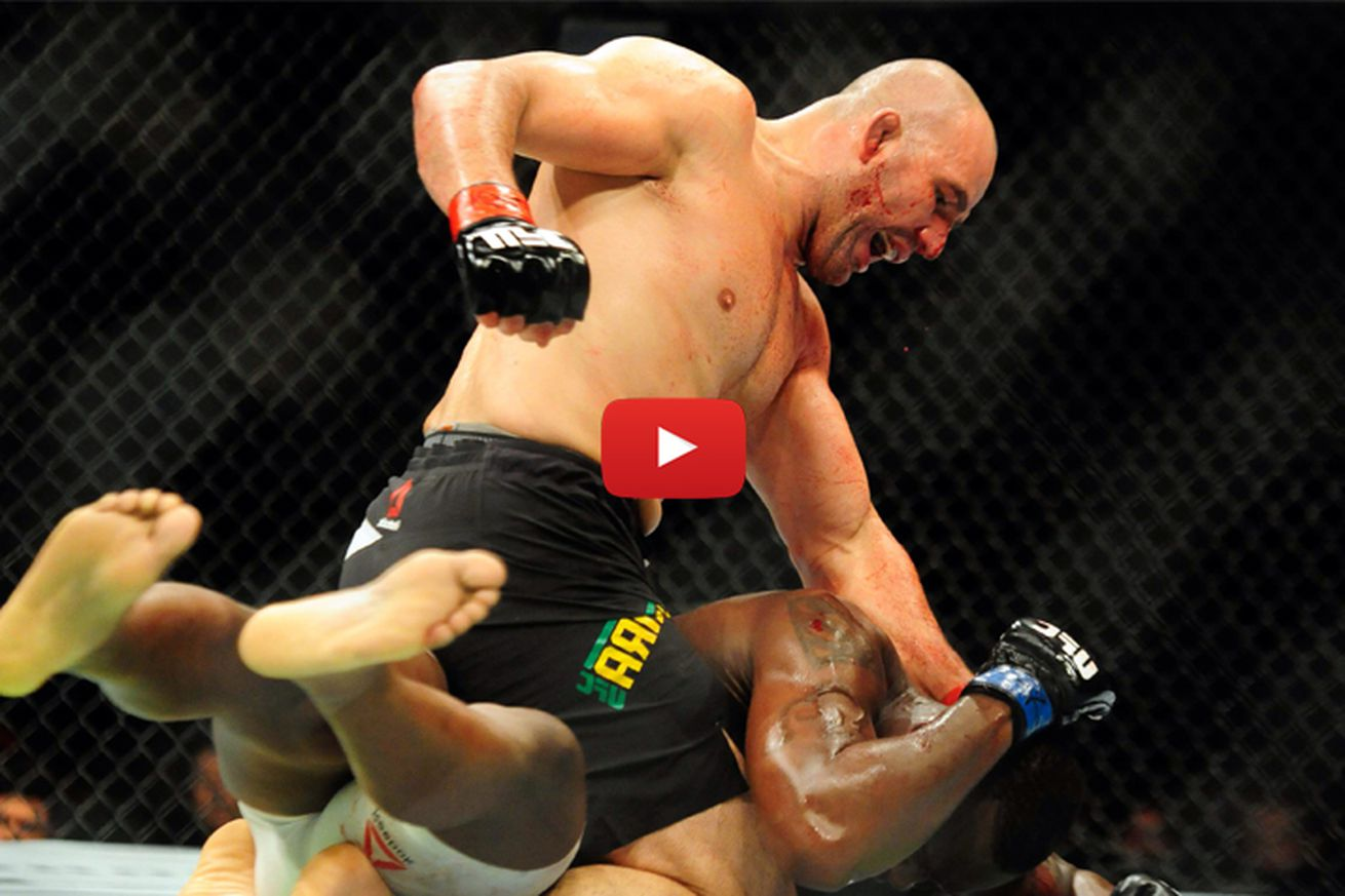 Glover Teixeira vs Rashad Evans full fight video preview for UFC on FOX 19 main event