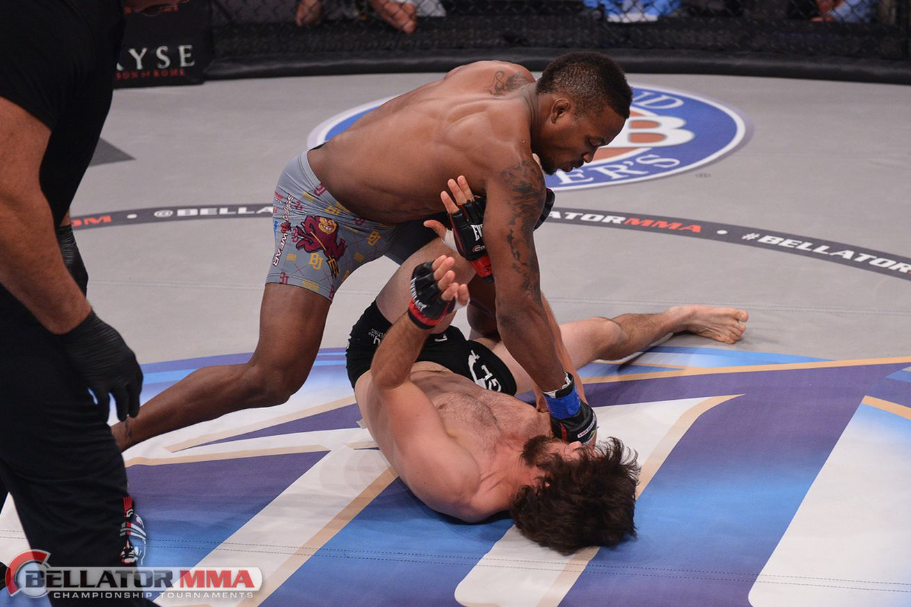 Bubba Jenkins says Bellator's 'disrespect' and 'non caring' led to him asking for release