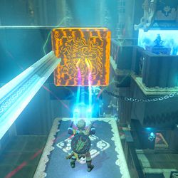 Zelda Breath Of The Wild Guide Dako Tah Shrine Puzzle Solutions Polygon Dako tah shrine is in southwest hyrule, southeast of gerudo tower, in the wasteland wait for the platform to return, and then jump on to take it to the shrine's exit, where you. dako tah shrine puzzle solutions