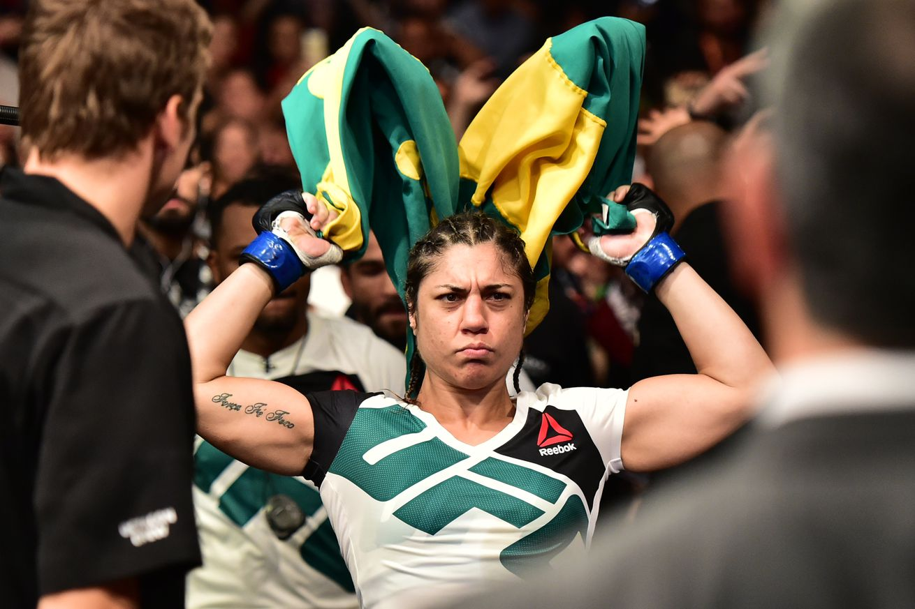 community news, Report: Bethe Correia vs. Marion Reneau set for Mar. 11 at UFC Fight Night 106 in Brazil