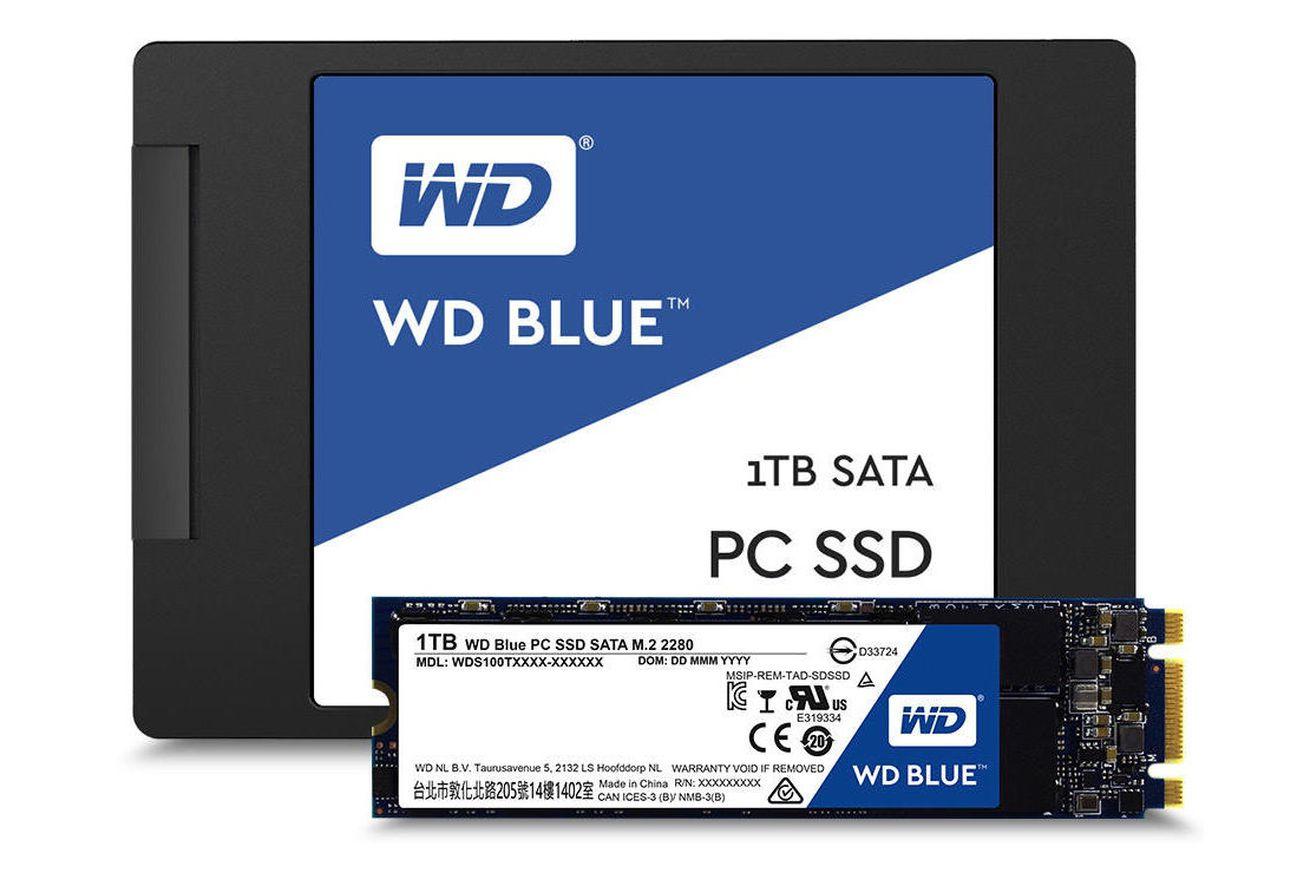 Kết quả hình ảnh cho Now Western Digital sells SSDs, too
