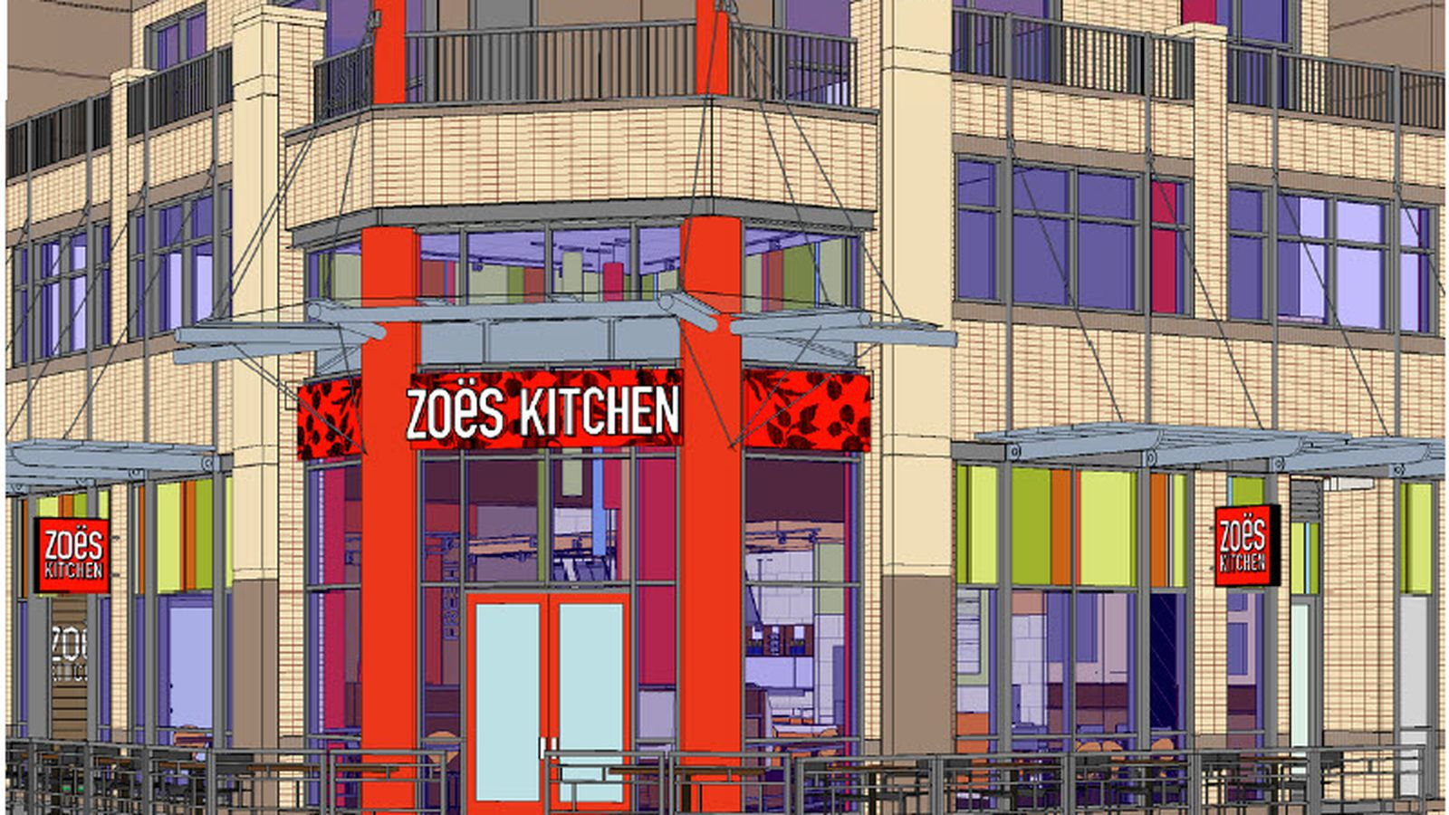 Union Station Gets Fast Casual Mediterranean Eatery Next