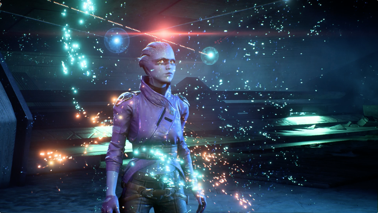 'Mass Effect' Is 'Warming Back Up' At BioWare, How Should ...