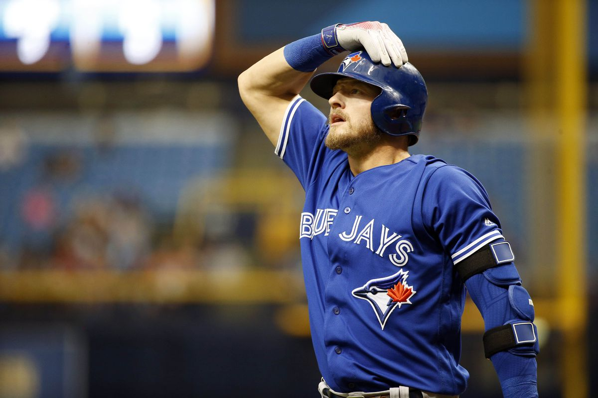 Josh Donaldson Out of Starting Lineup vs. Brewers with Calf Injury