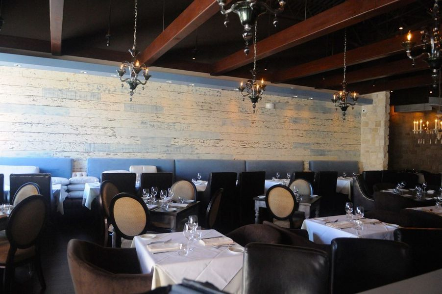 Look inside etoile cuisine et bar eater houston for Best private dining rooms twin cities