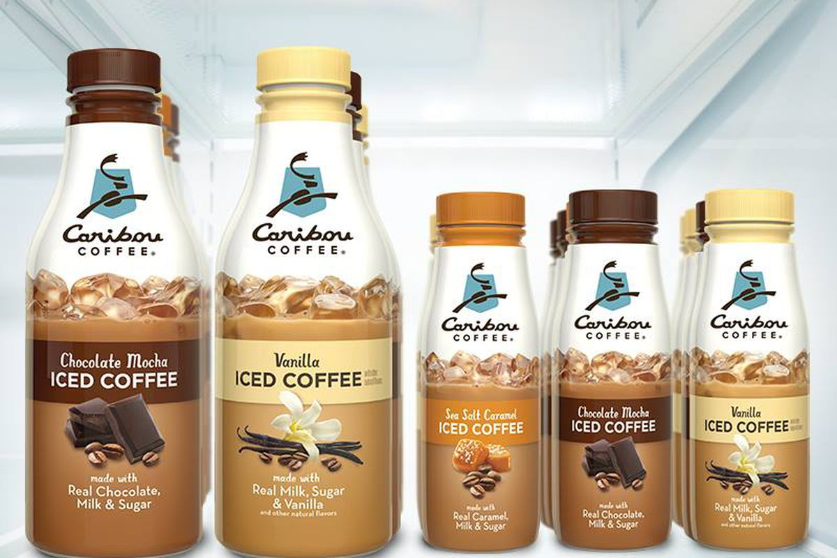 caribou coffee What goes better with a morning bagel than coffee einstein bros bagels  locations in the detroit area are debuting new in-store caribou.