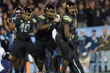 Keenan Graham News, Stats, Photos | UCLA Bruins