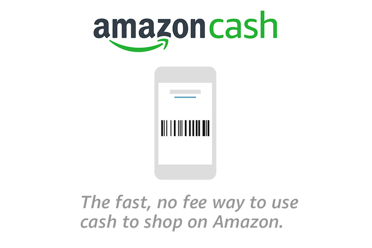 Re-monetization: Now add cash physically to your Amazon account