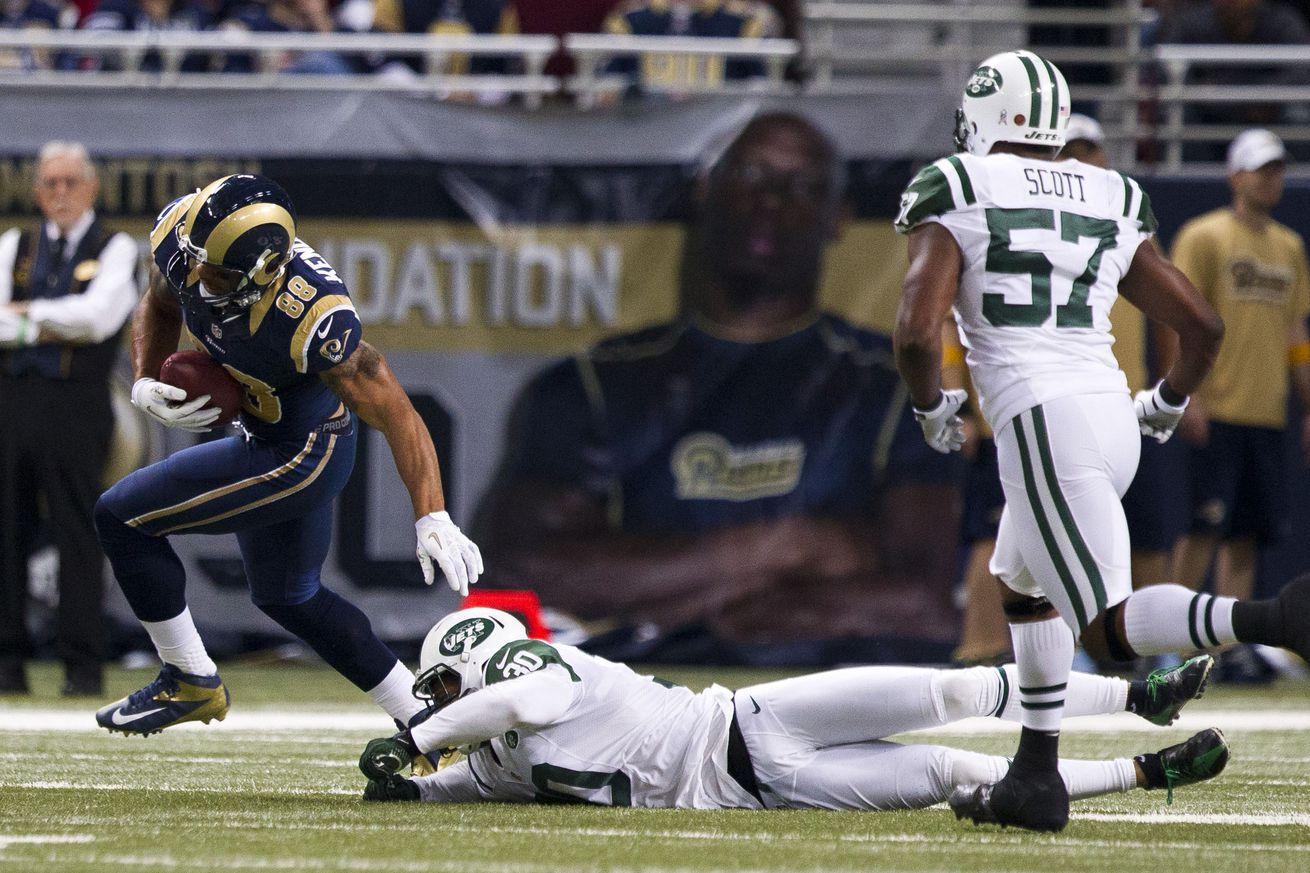 Rams, Jets still facing uncertain situations at quarterback