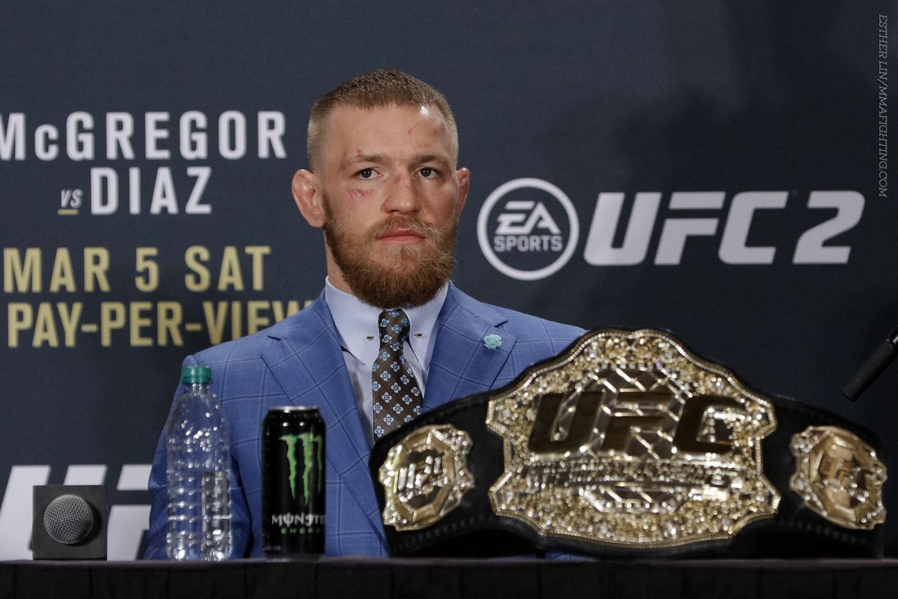 community news, UFC 196 salaries: Conor McGregor earns UFCs first million dollar purse in defeat