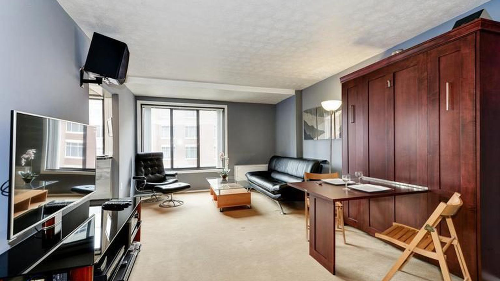 how much for a zero bed 400 sq ft condo in logan circle curbed dc. Black Bedroom Furniture Sets. Home Design Ideas