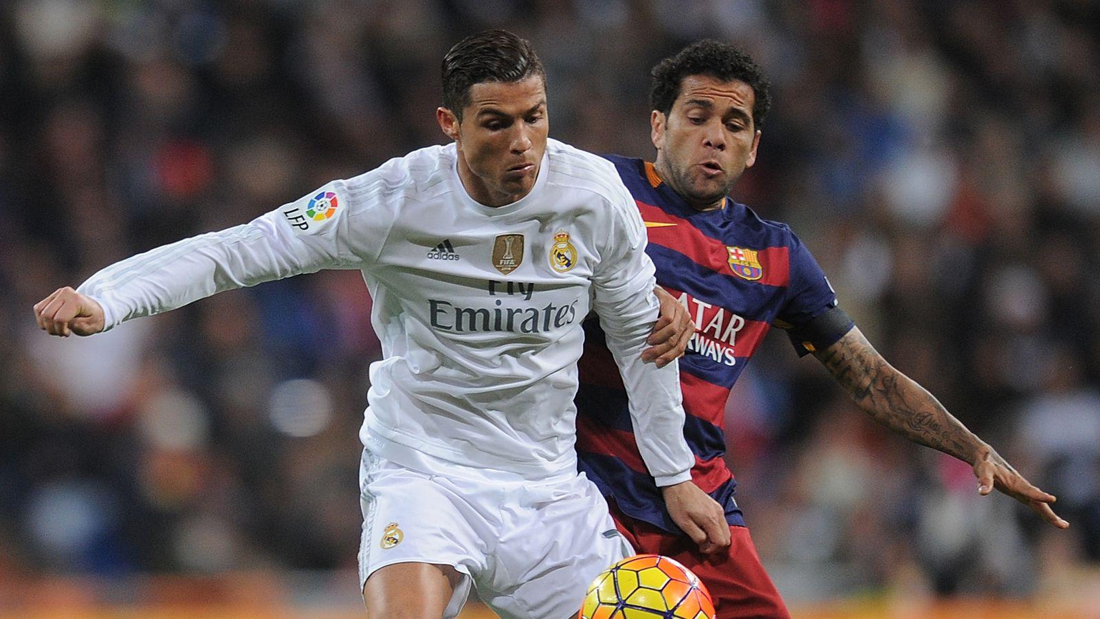 El Clásico 2016: FC Barcelona vs Real Madrid, La Liga 2015 ...