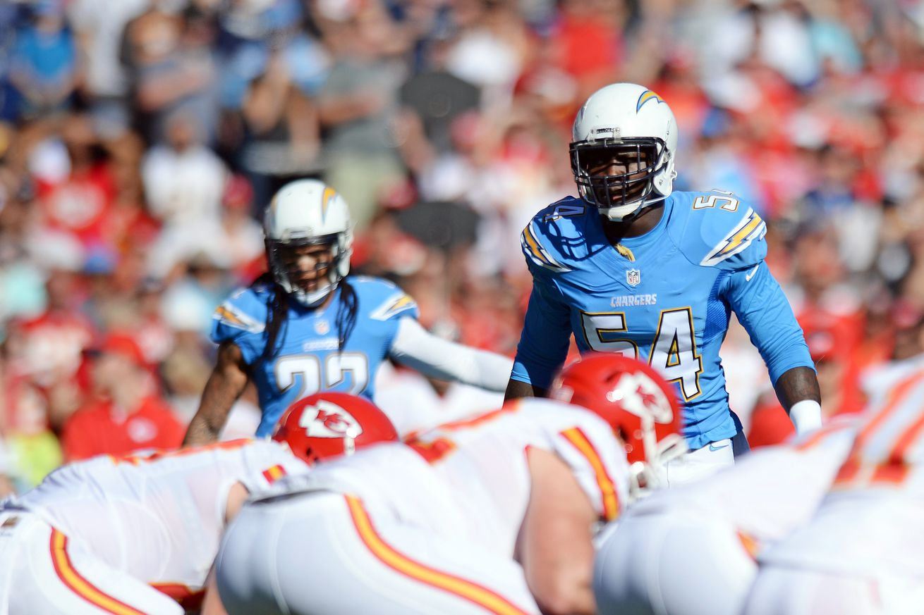 A Ridiculously Early 2016 San Diego Chargers Depth Chart - Bolts ...