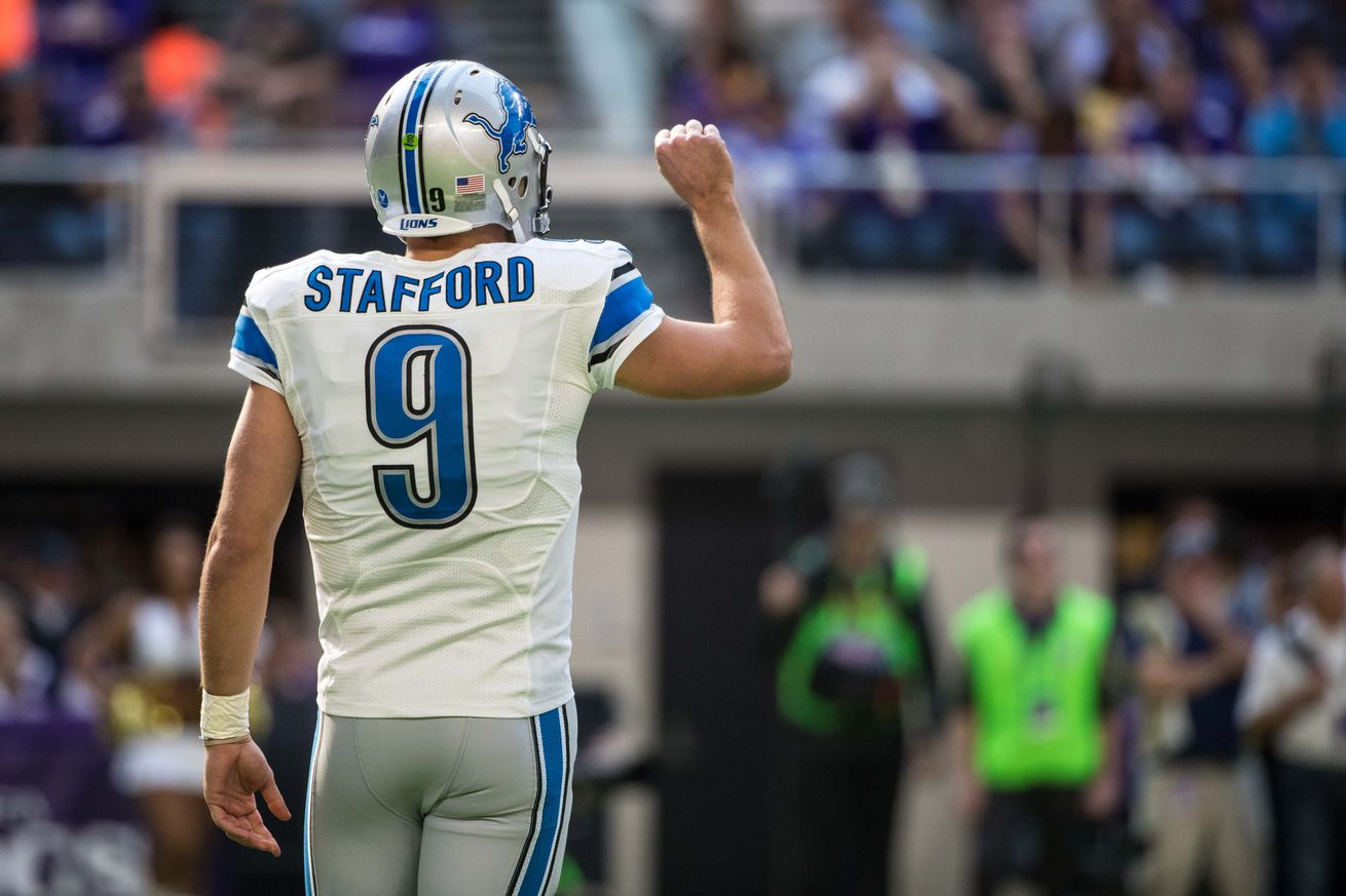 NFL Top 100 players for 2017: Matthew Stafford makes the top 50