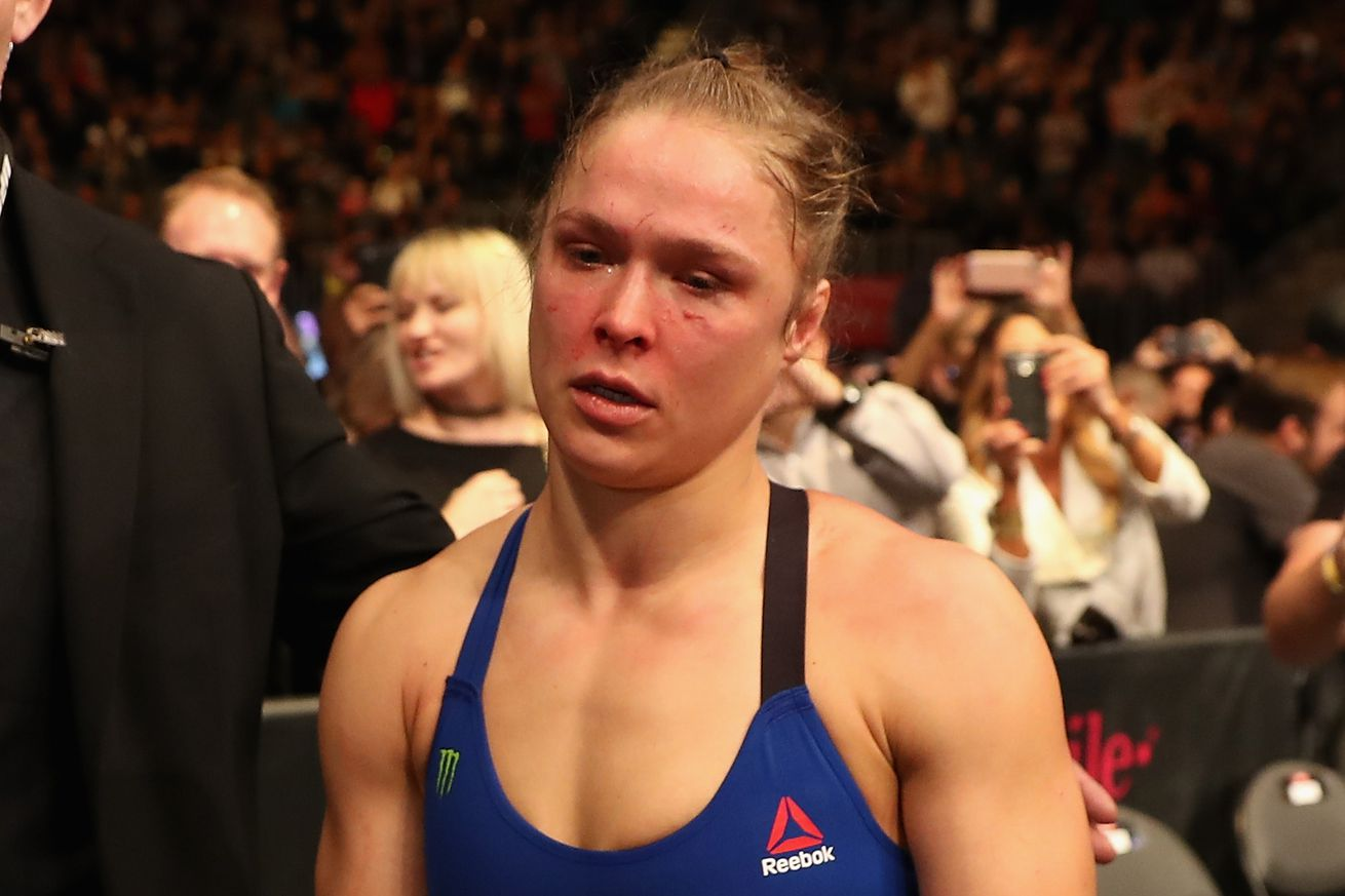 Cormier: The days of Ronda Rousey beating people in less than 60 seconds are long gone
