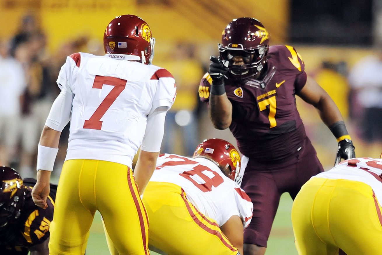 ASU Linebacker Vontaze Burfict Reportedly Heading To The ...