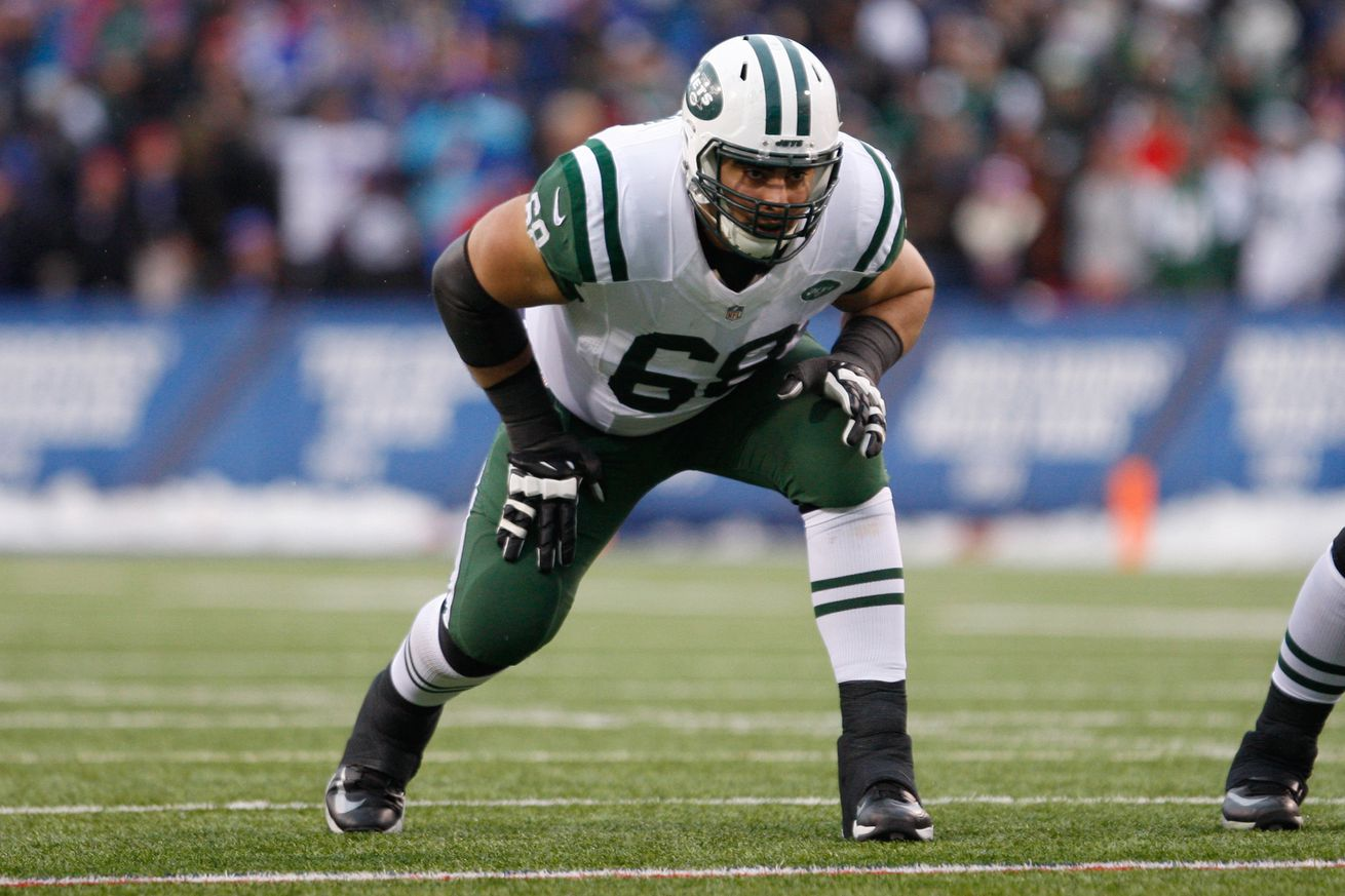 Jets Roster Analysis: Is There Any Hope for Breno Giacomini to Play Well?