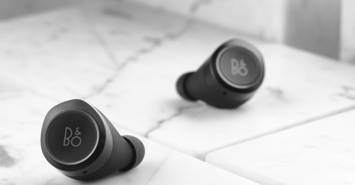 B Amp O Play S First Truly Wireless Earbuds Look Nice But Are