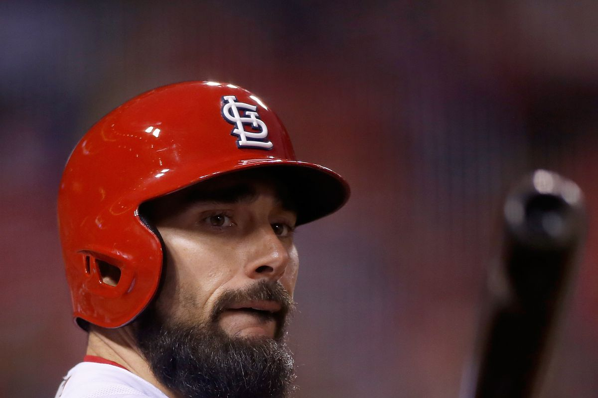 Matt Carpenter Goes Yard to Give Cardinals an Early Lead