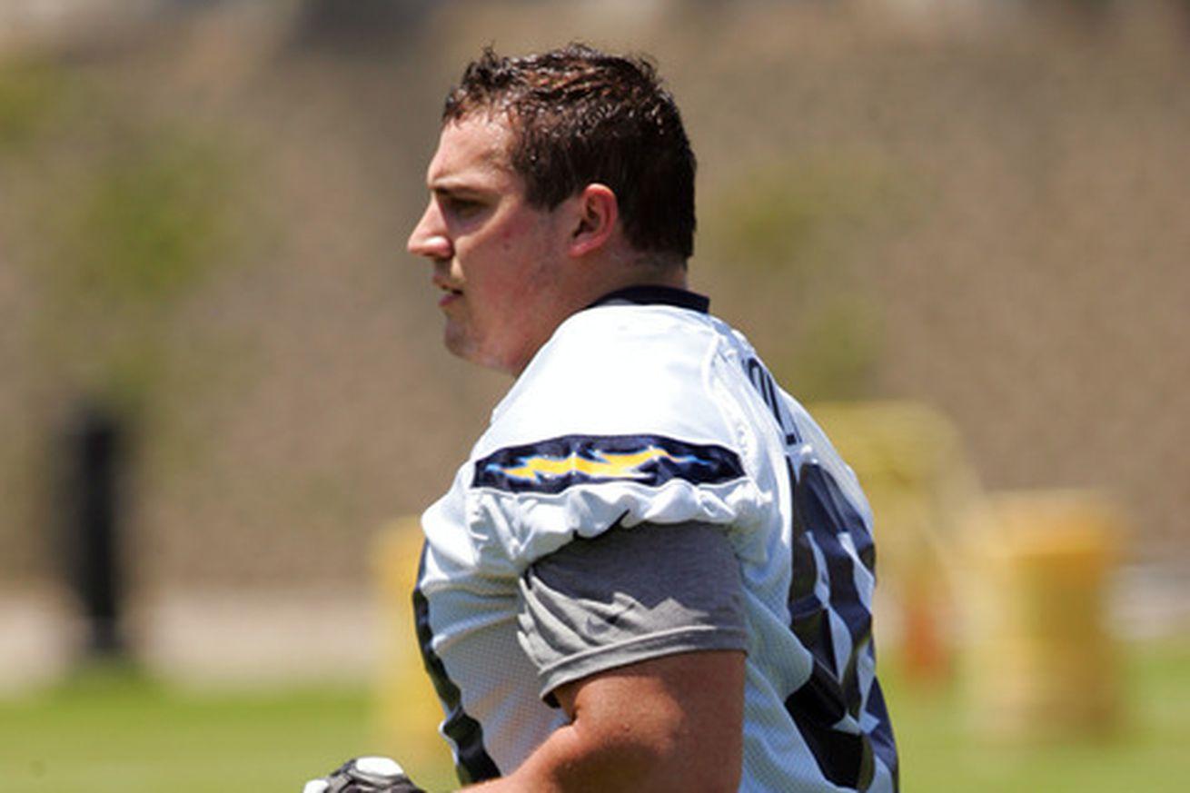 NFL Jerseys Online - Eagles work out assertively confident Center David Molk - Bleeding ...
