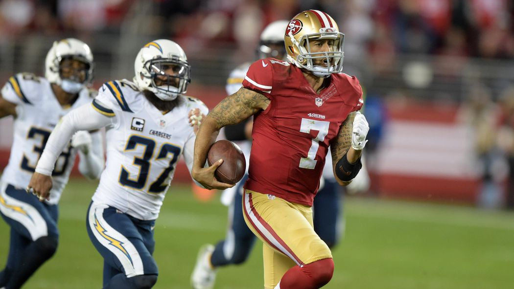 Kaepernick's hottest pursuers reportedly are Browns and Broncos