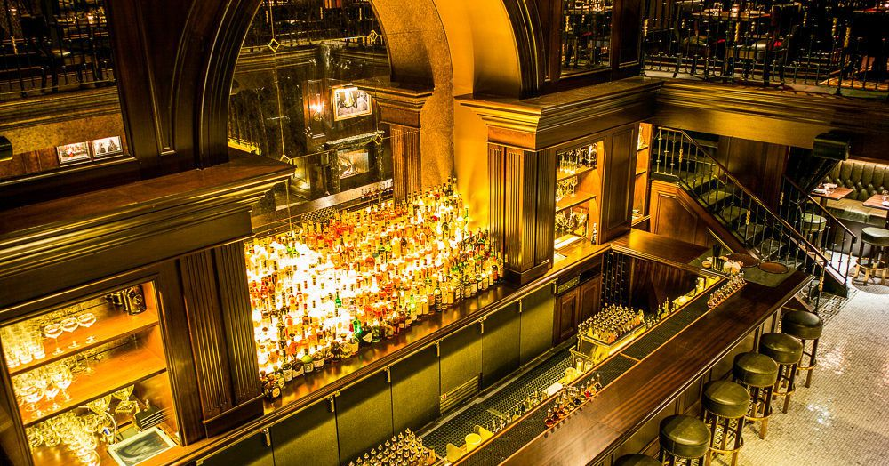 The nomad named best bar in north america eater ny
