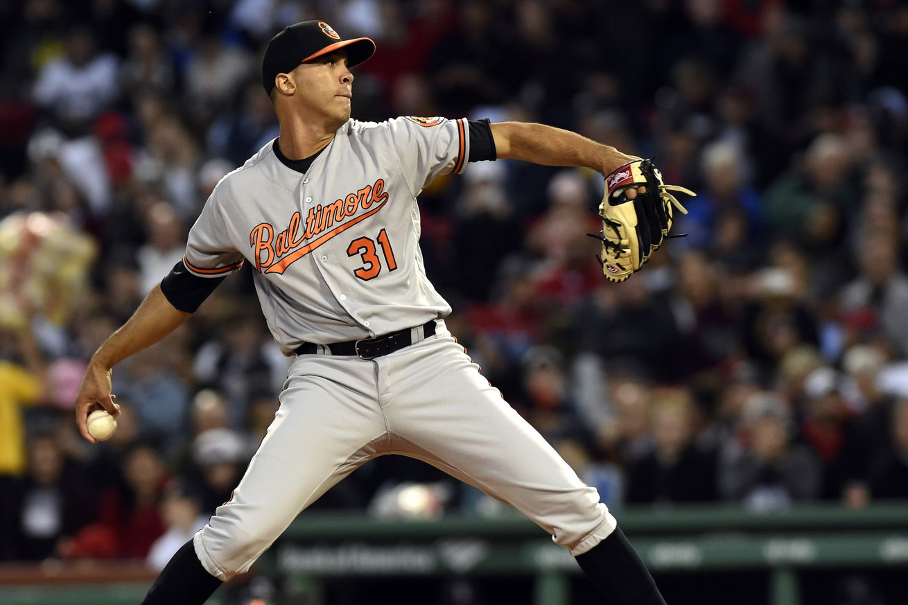 Long ball powers Orioles past Rays