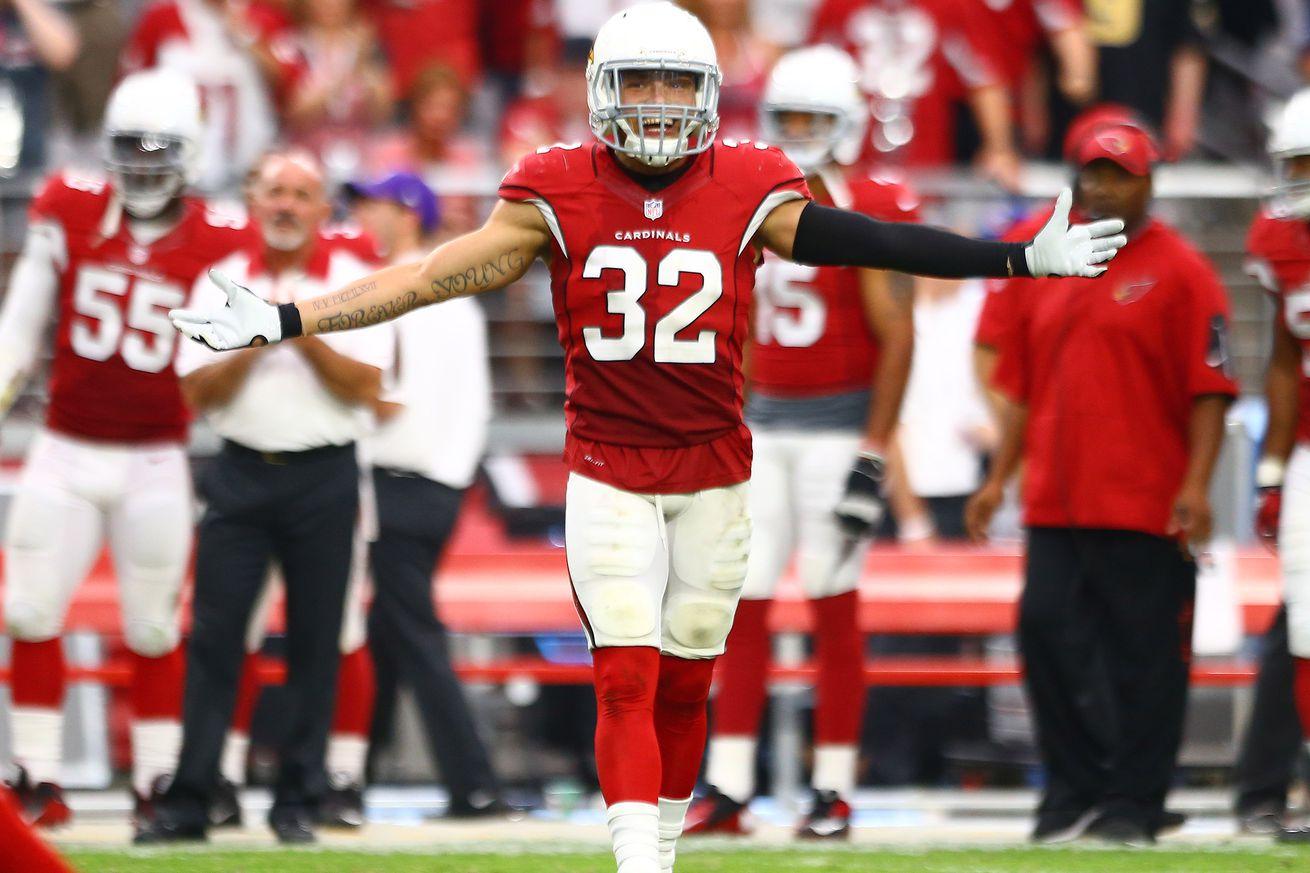 NFL Jerseys Nike - Week 1 defensive snap counts for Arizona Cardinals - Revenge of ...
