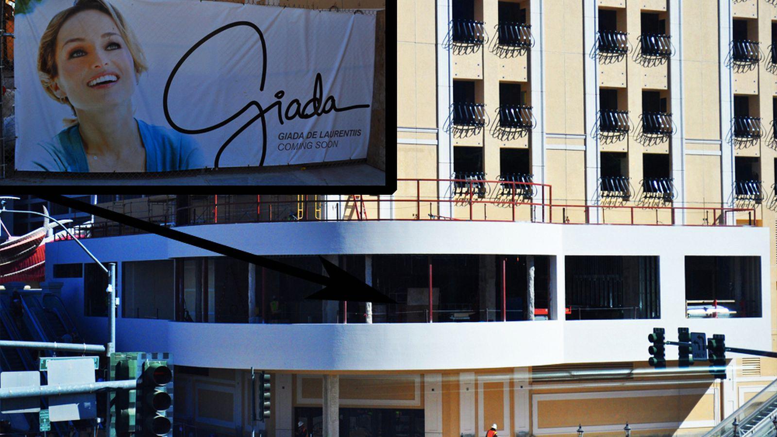 Giada De Laurentiis Restaurant Las Vegas Menu