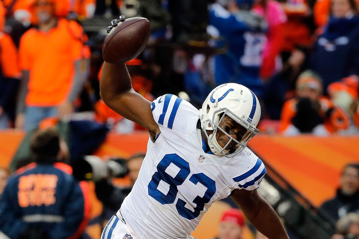 Patriots trade for Dwayne Allen