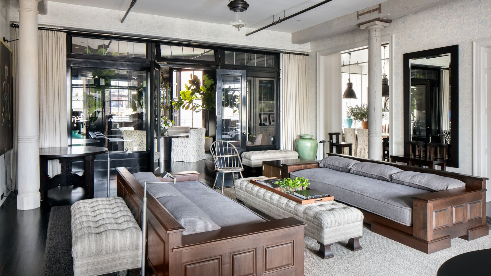 Meg Ryan S Stunning Soho Loft Is In Contract Curbed Ny