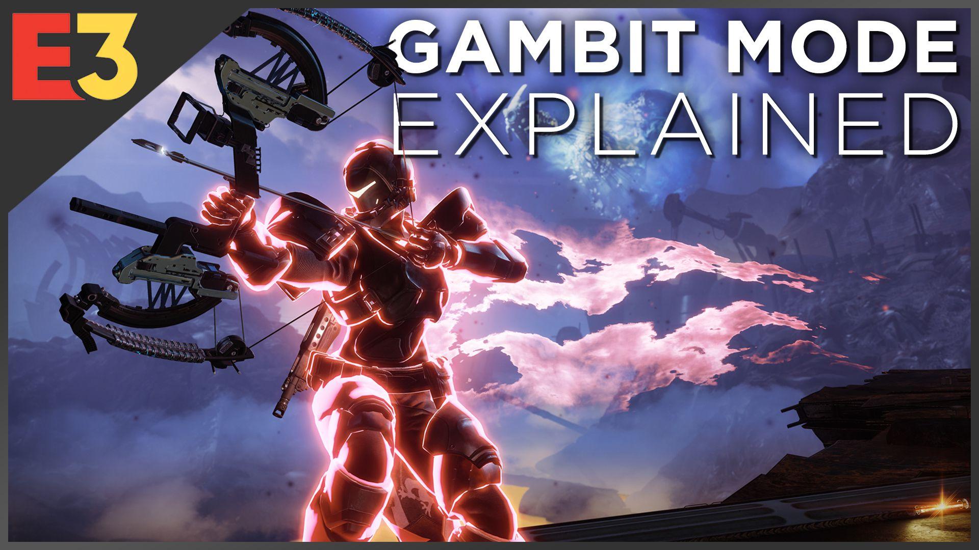 Destiny 2: Forsaken's Gambit mode explained - Polygon