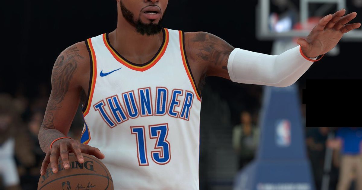NBA 2K18 patched on Xbox One to battle big glitch in MyCareer mode