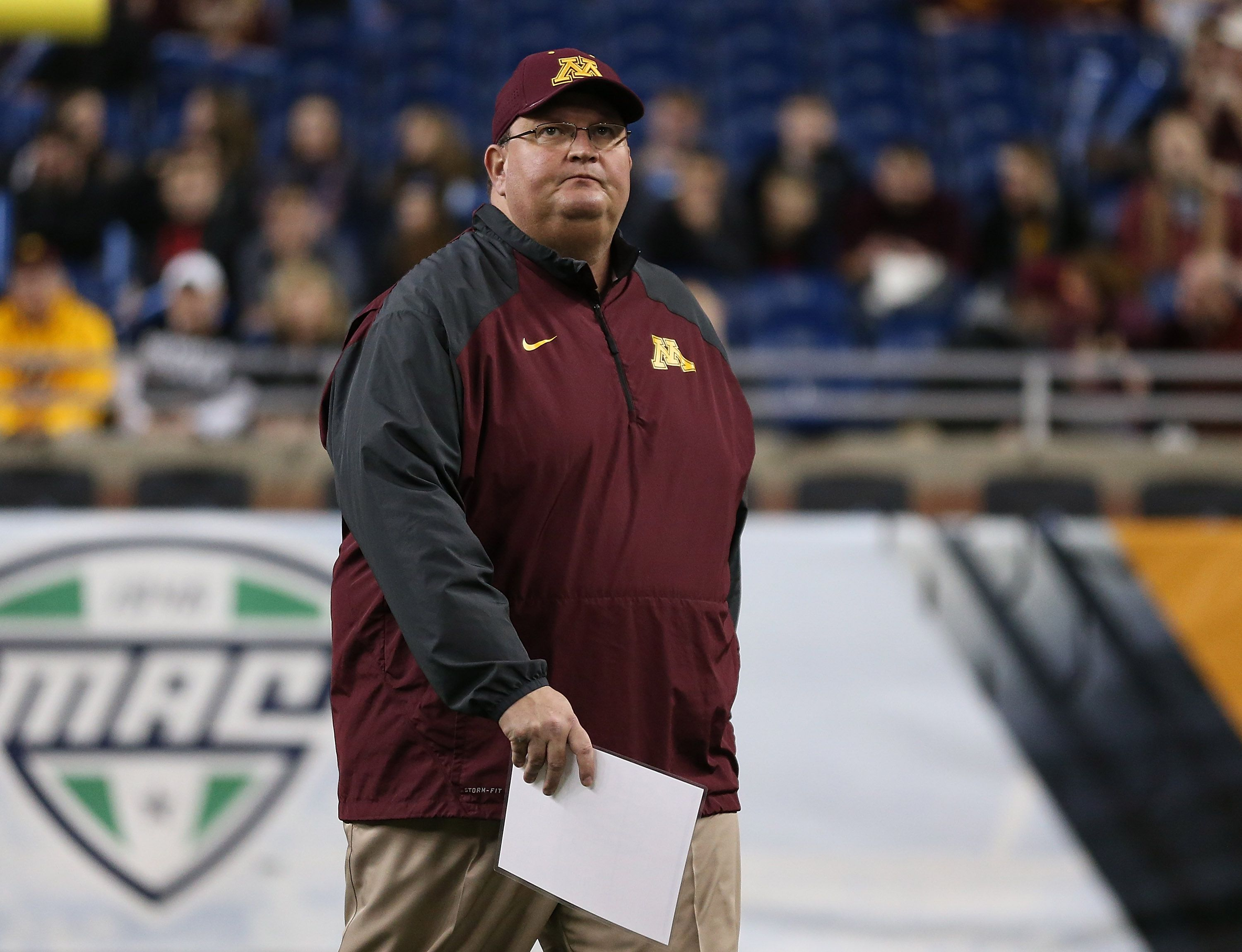 fire gophers coach tracy - HD1024×785