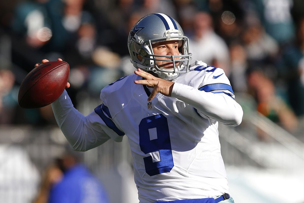 Cowboys To Release Tony Romo On Thursday