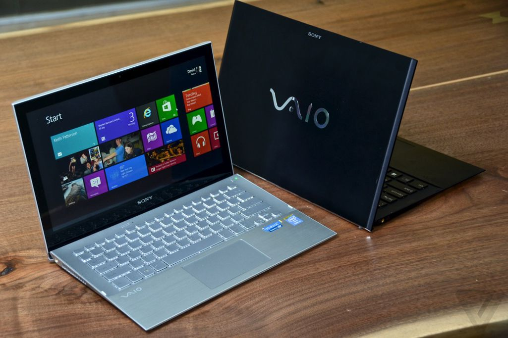 Should I get a VAIO or Apple laptop?