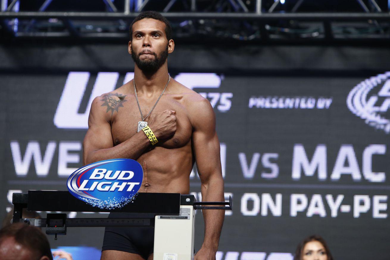 Thiago Santos vs. Gerald Meerschaert added to UFC 213