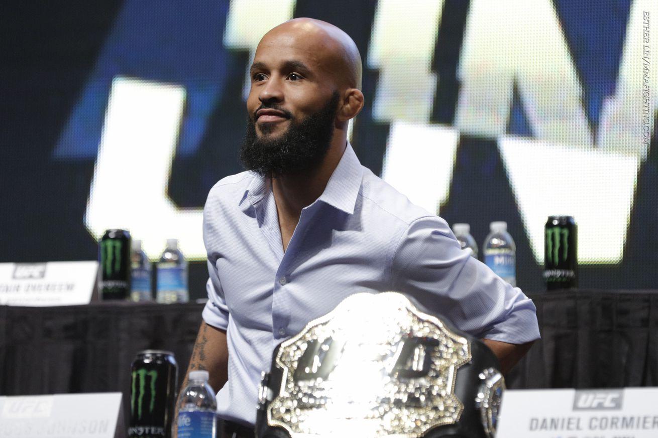 Having fought all three, Dominick Cruz thinks Demetrious Johnson 'does great' against Cody Garbrandt, T.J. Dillashaw