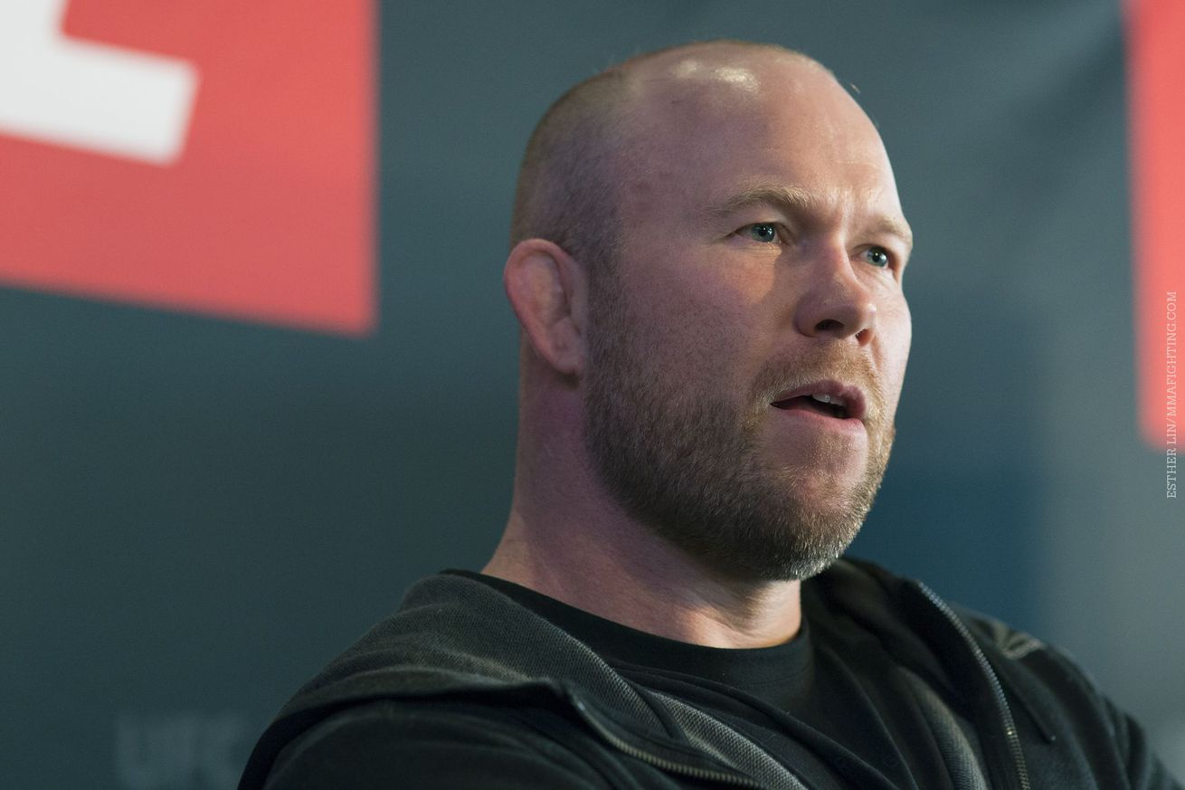 community news, Tim Boetsch enters 'Jacare' Souza bout on last fight of contract