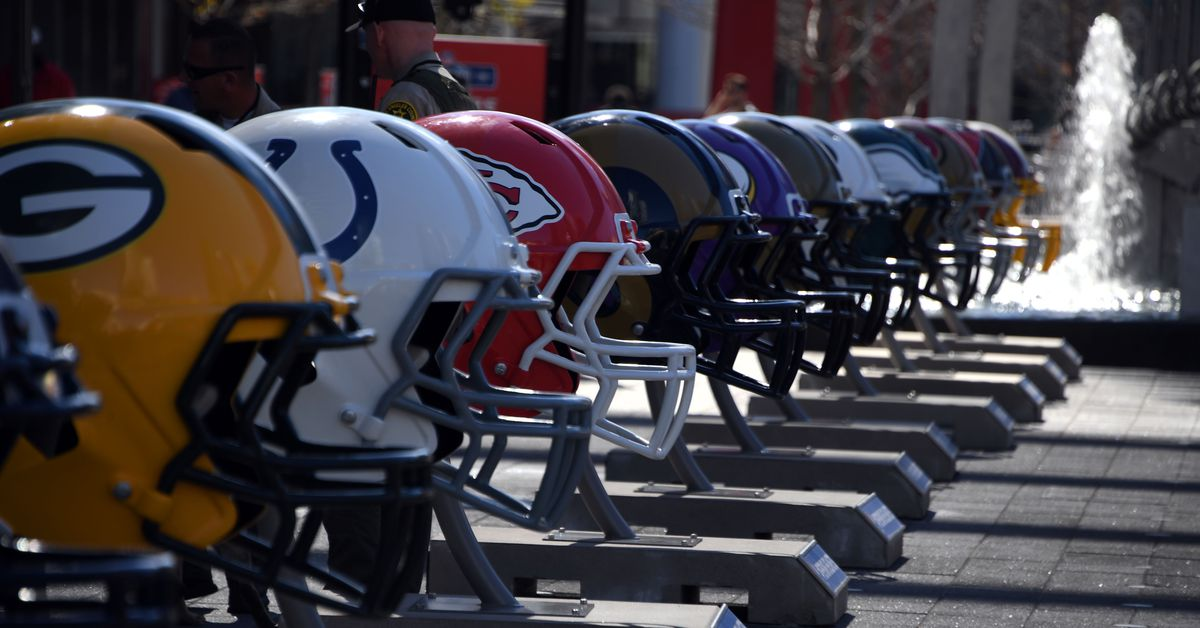 Nfl Division Realignment Rearranging The Nfl By Team Nicknames Sbnation Com