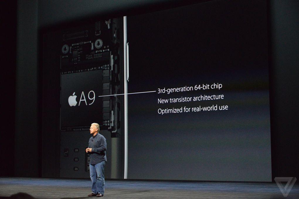 ملخص حدث Apple للآيفون 6s!