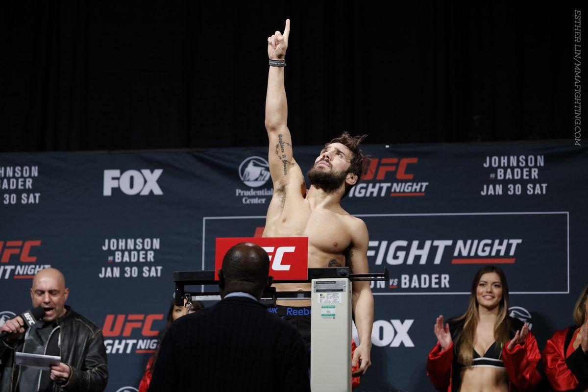 Jimmie Rivera vs. Thomas Almeida Set For UFC On FOX 25