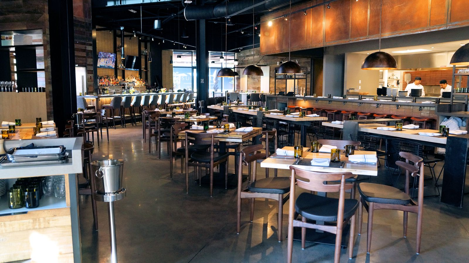 Fish fries and a new brunch eater vegas for Atlanta fish house and grill