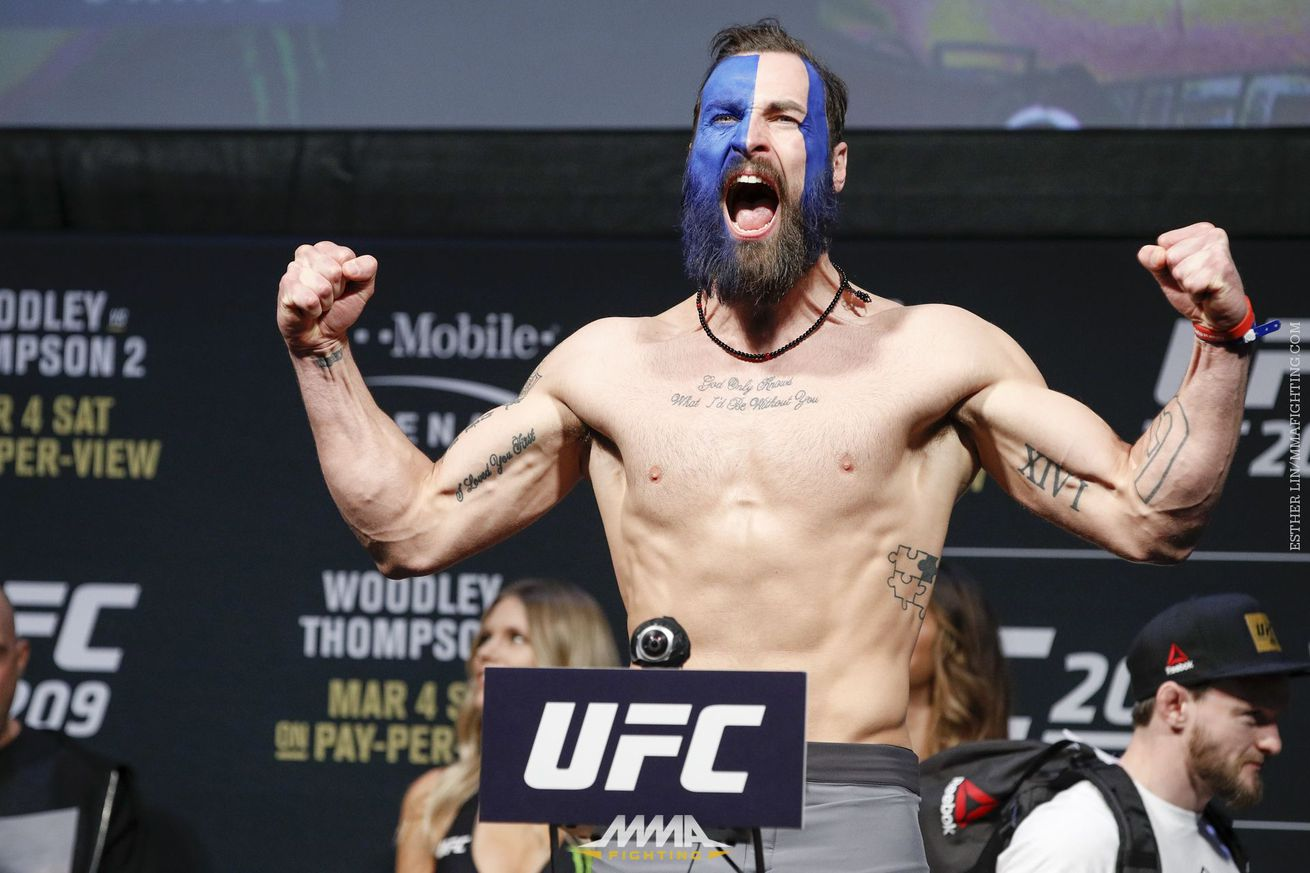 community news, Paul Craig reflects on first career loss, eyes return at UFC Glasgow