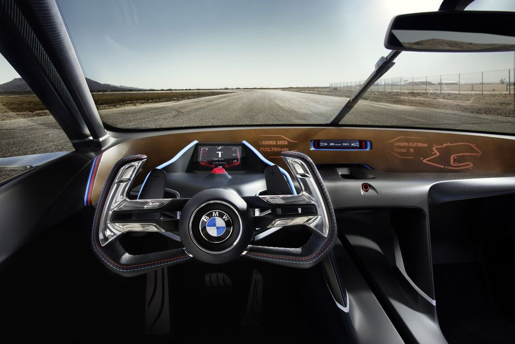BMW fixed the 3.0 CSL Hommage concept car, and now it looks ...