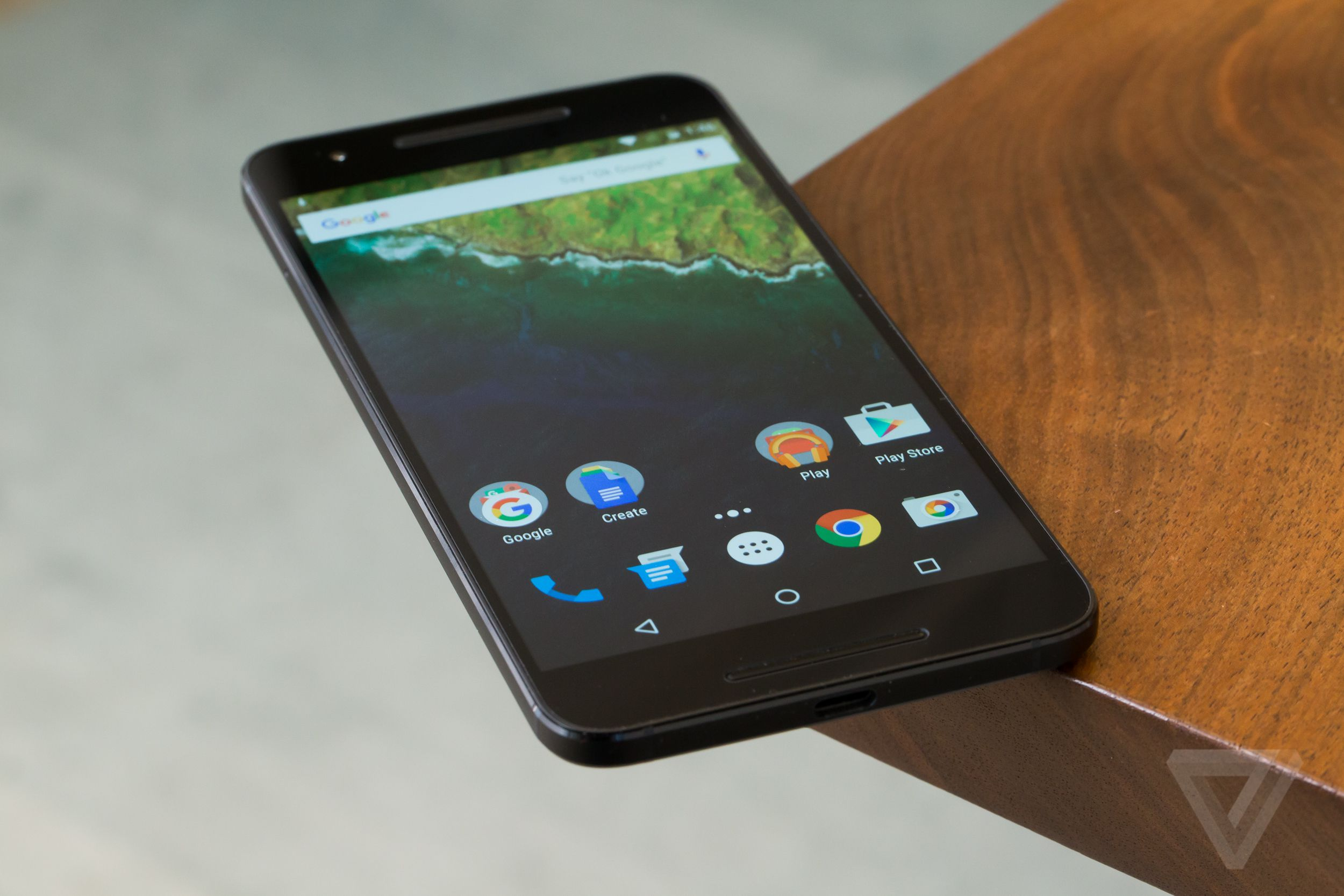 Nexus 6p Review The Best Android Phone The Verge