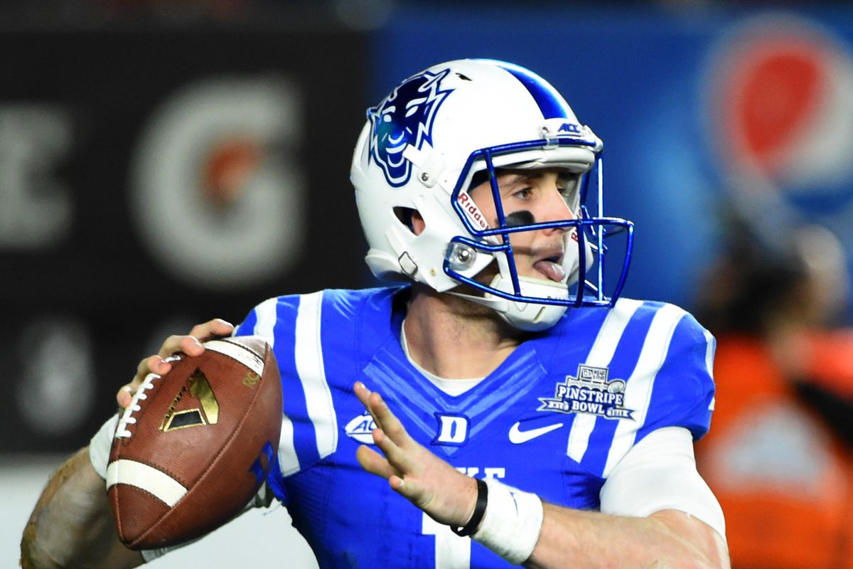 What does Sirk's departure mean for Duke's QB situation?