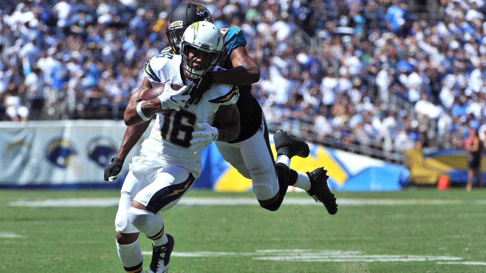 San Diego Chargers Embarrass Jacksonville Jaguars On The