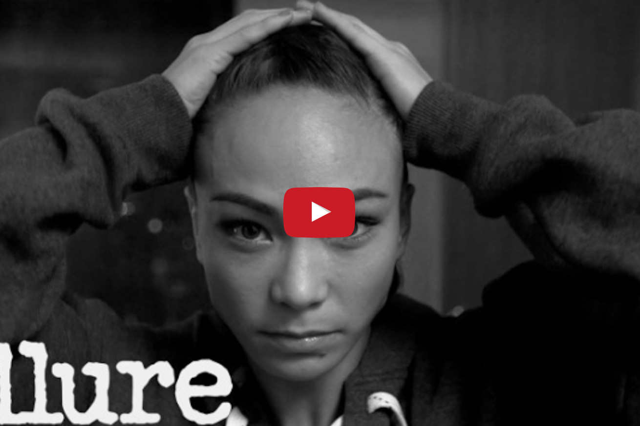 Wait, Michelle Waterson does WHAT with hemorrhoid cream?
