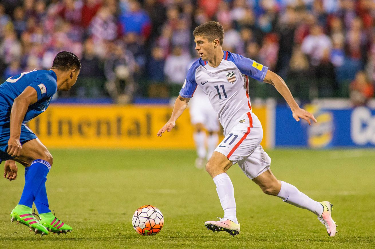 US routs St. Vincent in Cup qualifier